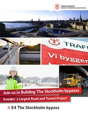 Bild på Join us in Building The Stockholm bypass