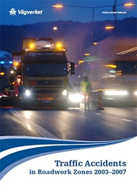 Bild på Traffic accidents in roadwork zones 2003-2007