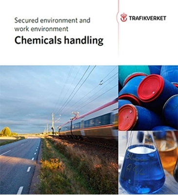 Bild på Secured environment and work environment Chemicals handling