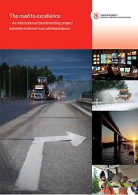 Bild på The road to excellence - An international benchmarking project between national road administrations
