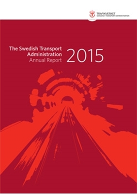 Bild på The Swedish Transport Administration - Annual Report 2015