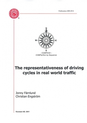 Bild på The representativeness of driving cycles in real-world traffic