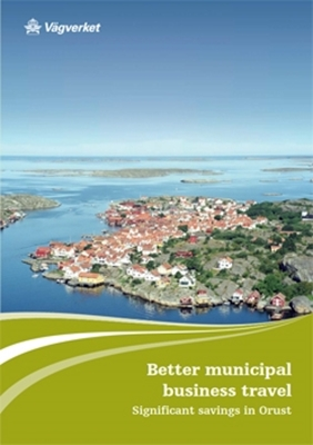 Bild på Better municipal business travel - significant savings in Orust