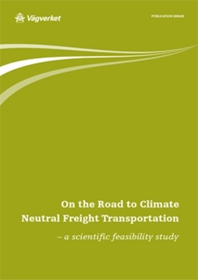 Bild på On the Road to Climate Neutral Freight Transportation - a scientific feasibility study