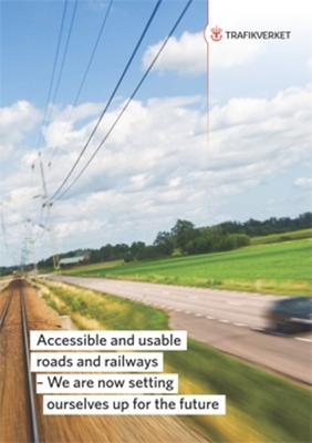 Bild på Accessible and usable roads and railways - we are now setting ourselves up for the future