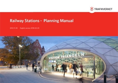 Bild på Railway Stations - Planning Manual