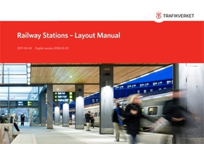 Bild på Railway Stations - Layout Manual