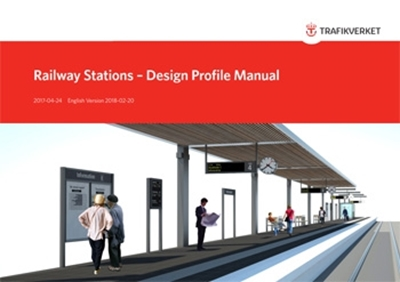 Bild på Railway Stations - Design Profile Manual