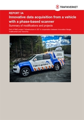 Bild på Innovative data acquisition from a vehicle with a phase-based scanner