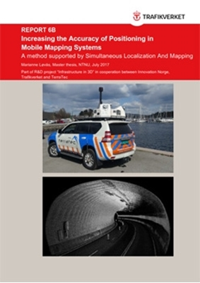 Bild på Increasing the Accuracy of Positioning in Mobile Mapping Systems