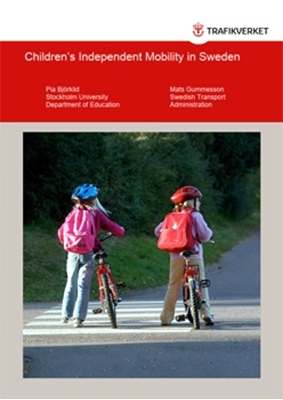 Bild på Children's independent mobility in Sweden