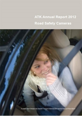 Bild på ATK annual report 2012 - Road safety cameras