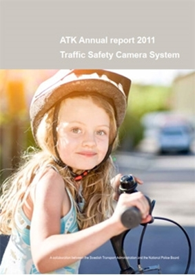 Bild på ATK Annual Report 2011 - Traffic Safety Camera System