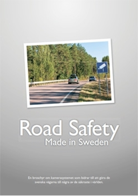 Bild på Road safety made in Sweden - svenska
