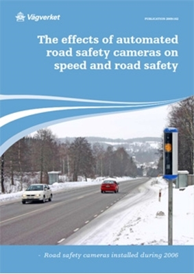 Bild på The effects of automated road safety cameras on speed and road safety