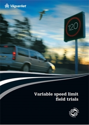 Bild på Variable speed limit field trials
