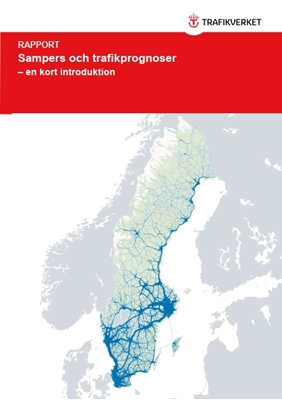 Bild på Sampers och trafikprognoser - en kort introduktion